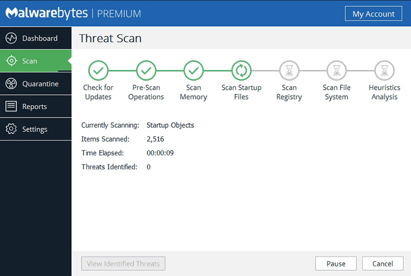 Malwarebytes Anti-Malware 4.1.0.56 Crack With License Key 2020 [Latest]