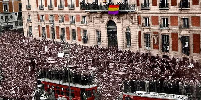 14 de Abril 2021: 90 años de la Segunda República Española