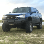 Heavy Duty Diy Truck Bumpers Move Bumpers