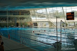 Schwimmen in der Auster am Dienstag 14 - 15 Uhr