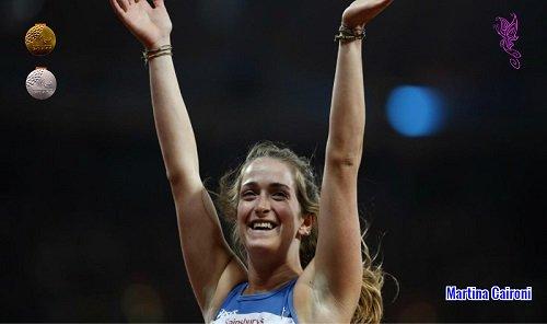 Paralimpiadi di Rio - Martina Caironi
