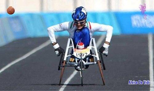Paralimpiadi di Rio - Alvise De Vidi