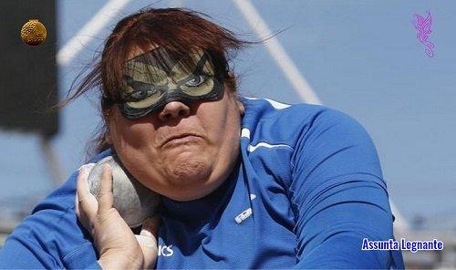 Paralimpiadi di Rio - Assunta Legnante