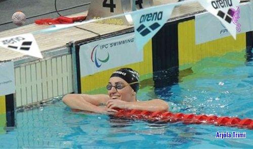 Paralimpiadi di Rio - Arjola Trimi