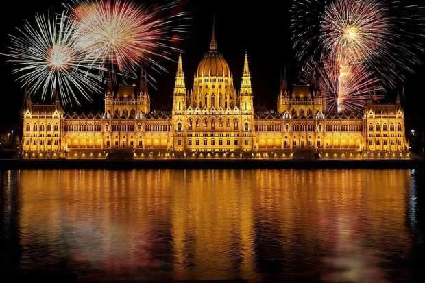 Budapest - The Parliament