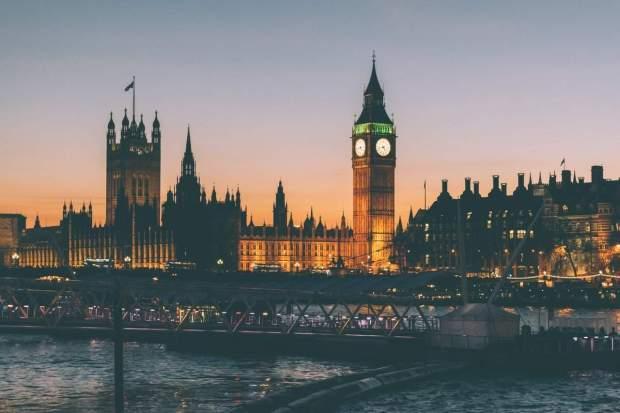 London - The Big Ben
