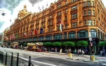 Londra - Harrods