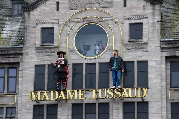 Londra - Madame Tussaud