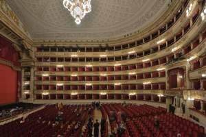 Teatro alla Scala - interni