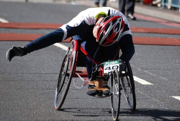 sport e disabilità olimpiadi