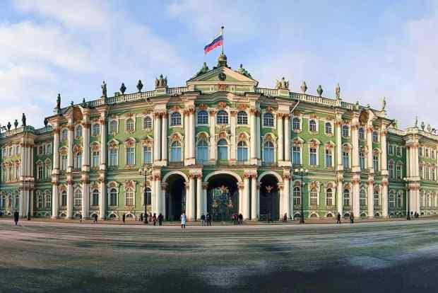 St. Petersburg - Hermitage