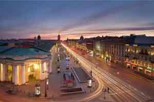 San Pietroburgo - Prospettiva Nevsky