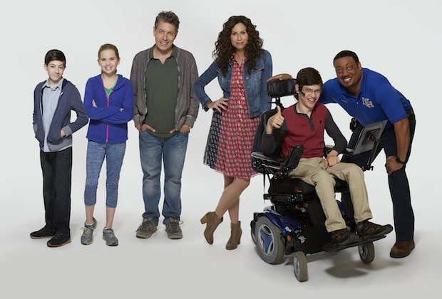 "Il cast di ""Speechless"""
