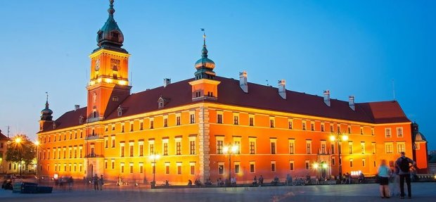 Warsaw - The Royal Castle