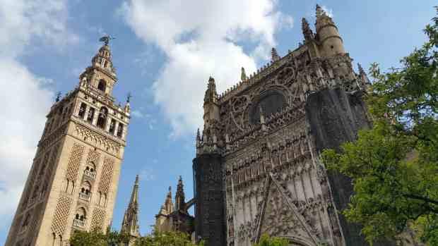 Siviglia - Cattedrale di S. Maria della Sede