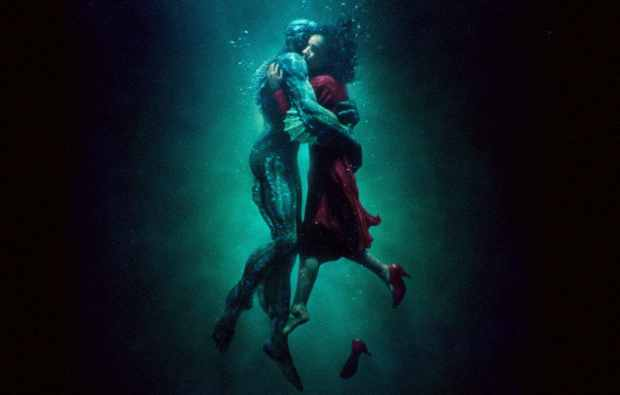 The shape of water - Eliza and the Deus Brânquia