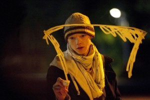 "Thomas Sangster-Brodie in ""Death of a Superhero"""
