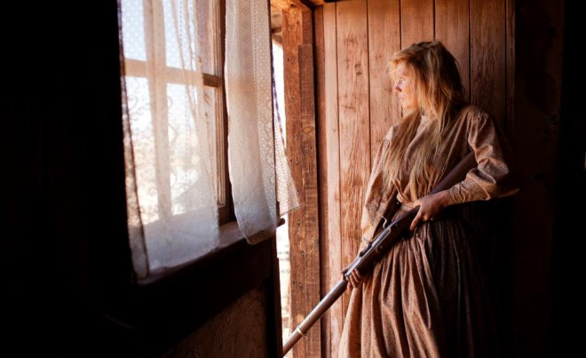 """Clare Bowen in """"Dead Man's Burden"""""""