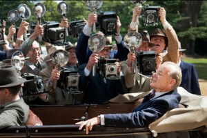 """Bill Murray as FDR in Roger Michell's """"Hyde Park on Hudson"""""""