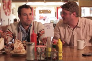 Alex Rennie and James Pumphrey in Todd Sklar's movie Awful Nice
