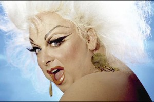 Divine in Jeffrey Schwarz's movie I Am Divine