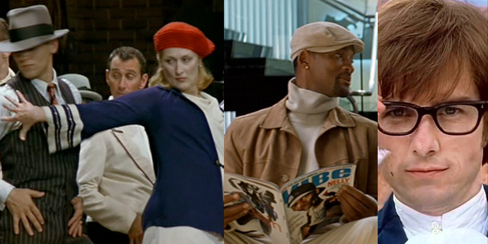 Meryl Streep, Will Smith, Tom Cruise in movie cameos