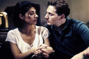 "Callie Thorne and Matt Ross in John C. Walsh's film ""Ed's Next Move"""