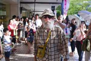 Burt's Bees founder Burt Shavitz in Burt's Buzz