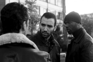 "Marwan Kanzari in Jim Taihuttu's film ""Wolf"""