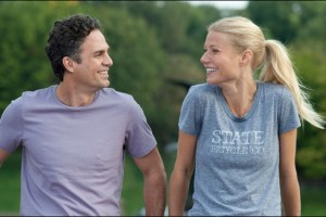 "Gwyneth Paltrow and Mark Ruffalo in Stuart Blumberg's ""Thanks for Sharing"""