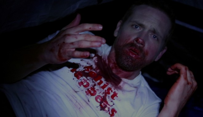"Andrew Simpson in Tara Anaise's ""Dark Mountain"""