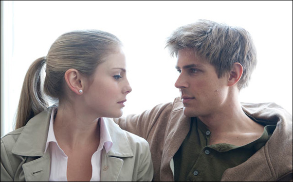 "Rose McIver and Chris Lowell in Maggie Kiley's ""Light Years"""