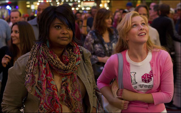 "Octavia Spencer and Julianne Hough in Diablo Cody's ""Paradise"""