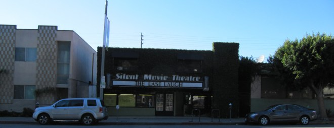 The Cinefamily at the Silent Movie Theater in Los Angeles