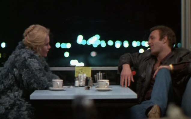 """Tuesday Weld and James Caan in """"Thief"""""""