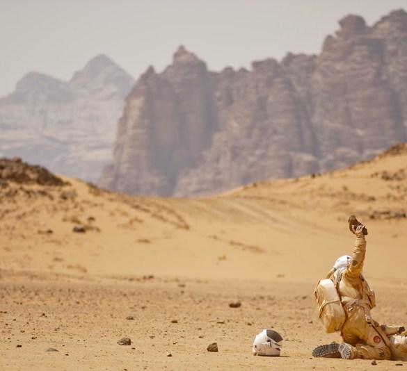 """Ruairi Robinson's """"Last Days on Mars"""""""