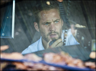 "Paul Walker driving in Eric Heisserer's ""Hours"""