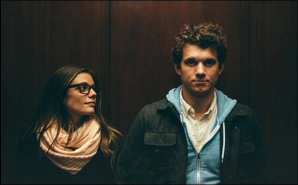 """Sarah Habel and Alex Beh in """"Warren"""""""