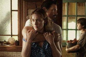 "Kate Winslet, Josh Brolin and Gattlin Griffith in ""Labor Day"""
