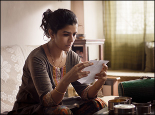 "Nimrat Kaur in ""The Lunchbox"""