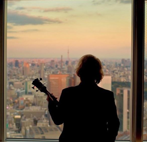 "Phillip Peterson in ""Big in Japan"""