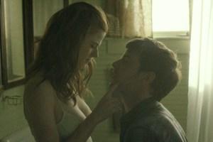 "Rose Leslie and Harry Treadaway in Leigh Janiak's ""Honeymoon"""