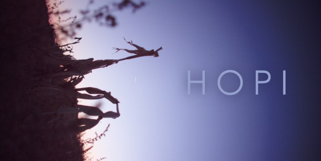 """Karl Stieg's """"Hopi"""""""