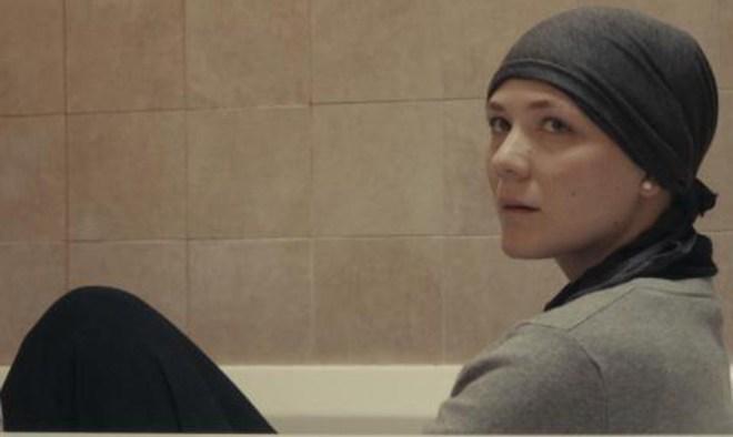 "Louisa Krause in David Formentin's ""Tznuit"""
