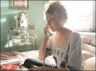 "Nina Arianda in ""Rob the Mob"""