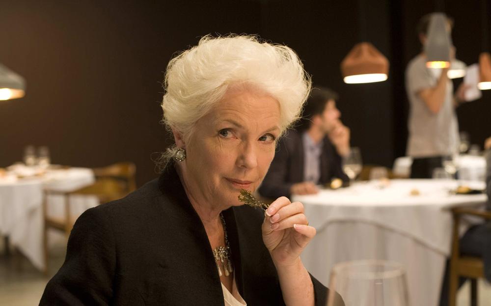 """Fionnula Flanagan in """"Tasting Menu"""""""