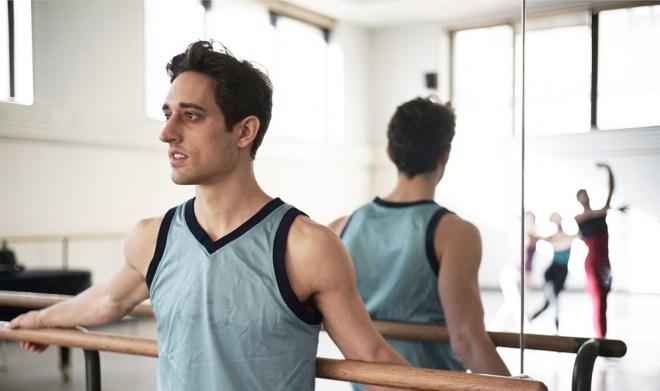 """Justin Peck in Jody Lee Lipes' """"Ballet 422"""""""