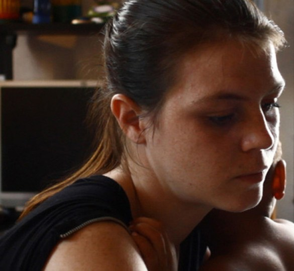 """Leann Miller in Garrett Bradley's """"Below Dreams"""""""