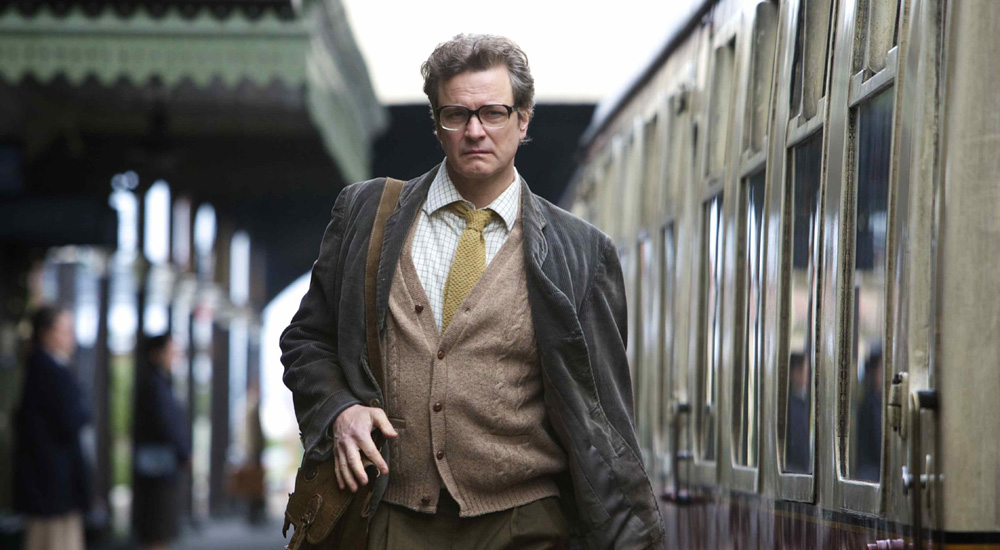 """Colin Firth in Jonathan Teplitzky's """"The Railway Man"""""""