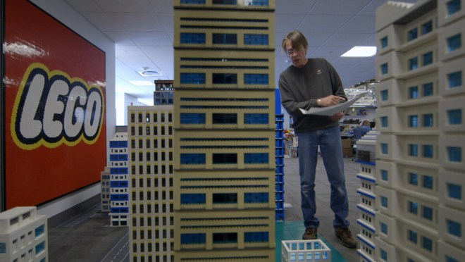 "Kief Davidson and Daniel Junge's ""Beyond the Brick: A Lego Brickumentary"""